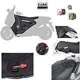 pour Yamaha x-Max 125aBS 201818Chancelière termoscudo Tucano Urbano r190-x Couverture Thermique imperméable spécifique pour Scooter