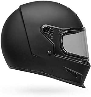 Bell Eliminator Forced Air Helmet (Matte Black, Large)