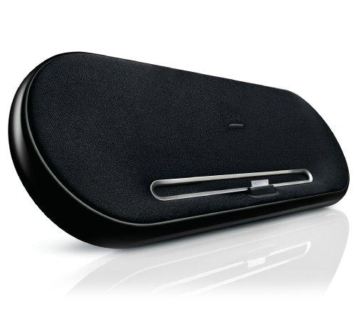 Philips Fidelio SBD7500 Portable Speaker Dock for iPod/iPhone (Black)
