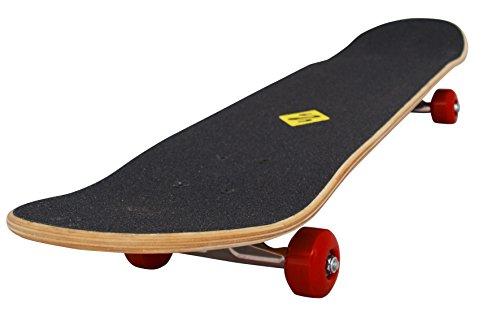 Streetsurfing Surfing Skateboard 31, Design: Street N Roses, 500460, Mehrfarbig, M
