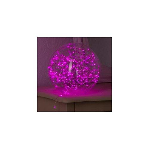 AC-Déco Guirlande intérieur - 40 LED - Rose