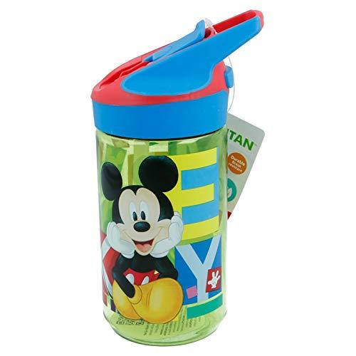 Stor Botella TRITAN Premium 480 ML | Mickey Mouse - Disney - Watercolors