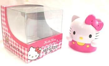 Hello Kitty Car Air Freshener - Peach x 1  Pink