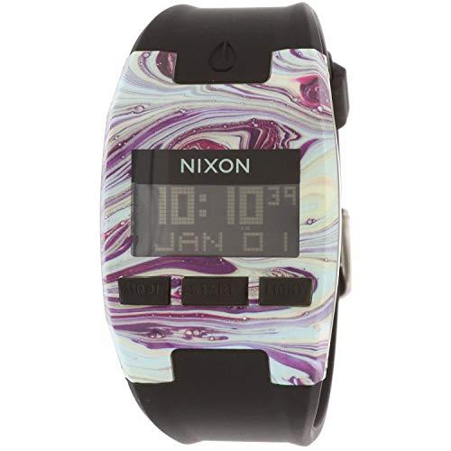Nixon Reloj Unisex de Digital con Correa en Silicona A336-2151-00