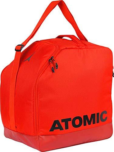 Atomic Ski Boot & Helm Tas, 40 liter, 38 x 41 x 28 cm, Polyester, Helder Rood/Donkerrood, AL5044820