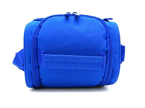 41 Wo0Ia5DL - Leyendas Bolsa Térmica Porta Alimentos Comida Almuerzo Oferta Color Liso o con Dibujo 6 litros (Azul)