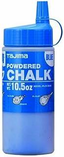 TAJIMA Micro Chalk – Blue 10.5 oz (300g) Ultra-Fine Snap-Line Chalk with Durable..