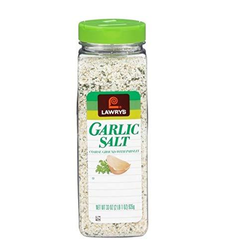 Lawry's Coarse Ground Garlic Salt with Parsley 33 oz. A1