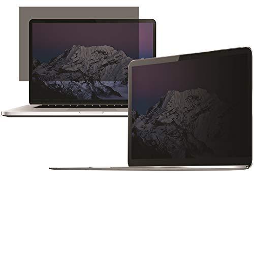 Thorani Privacy Filter Blickschutz Folie Sichtschutzfolie - kompatibel mit Apple MacBook Air 13 Zoll