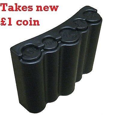 COIN DISPENSER voor Nieuwe £1 Coin CASH zwarte TAXI DRIVERS MARKT TRADERS Nieuw