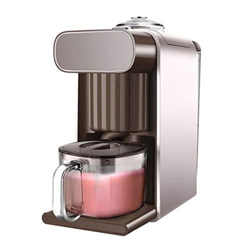 D Kaffeevollautomat Superleise Kaffeemaschine, Unbemannte Intelligente, Filterfreie, Schlackenfreie Sojamilch-Kaffeemaschine, Automatische Reinigung