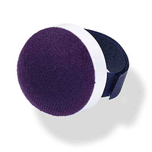 Prym Arm Pin Cushion with Hook and Loop Strap Blue