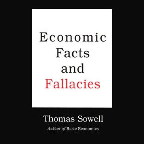 Economic Facts and Fallacies audiobook cover art
