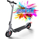 urbetter Electric Scooters, 250W High Power Smart E-Scooter, Max Speed 15.6 mph, 20km