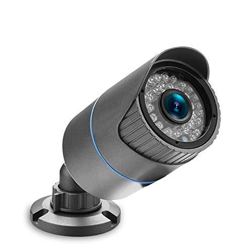 1080P Seguridad POE IP cámara de red del metal Cámara de Vigilancia 30M IR de visión nocturna CCTV a prueba de agua al aire libre cámara de bala 2MP cámaras de seguridad sistemas de seguridad para el