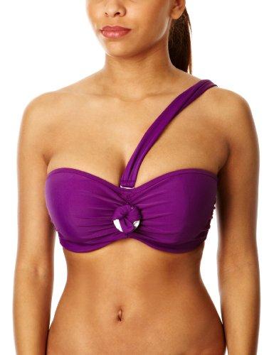 Cleo Damen Bikini-Set Violett Violett