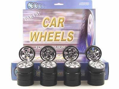 Buengna Replacement Rims for 1/18 Scale Cars & Trucks