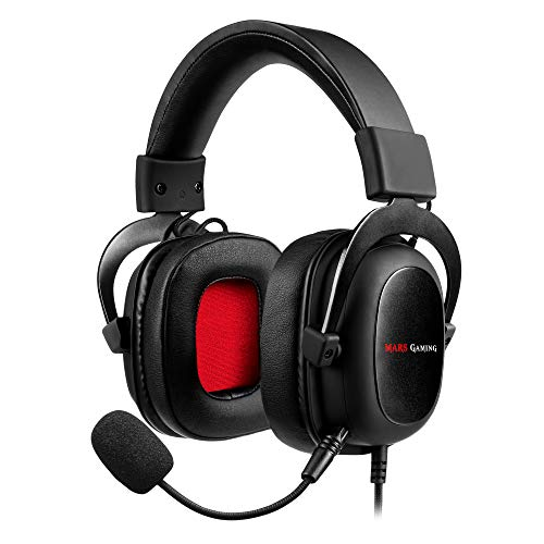 Mars Gaming MH5, auriculares Surround...