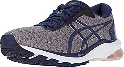 ASICS Women's GT-1000 9 Running Shoes, 10, Watershed Rose/Peacoat