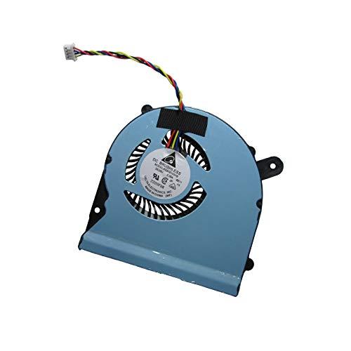 Ersatz Ventilador de procesador compatible con ASUS Vivobook S400, S400C, S400CA, S400E,...