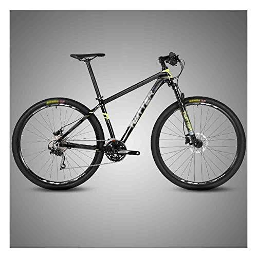 RYP Bici da Strada Mountain Bike Bicicletta MTB Adulti Strada Biciclette Mountain Bike for Uomo e Donna Doppio Freno a Disco in Carbonio Telaio (Color : C, Size : 29 * 17IN)