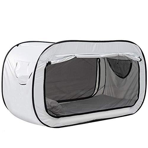 OUYA Tenda Pop-Up, Tenda Istantanea Automatica Pieghevole E Portatile, Adatta A 2 Persone, Tende Familiari per Campeggio, Escursionismo E Viaggi