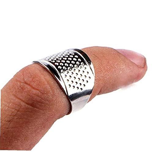 Bongles 1pc Haushalt Nähring Thimbles Fingerschutz Quilting Craft Accessories