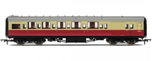 Hornby R4348B BR Maunsell Composite Brake (fenêtre Haute) B 00 Calibre roulement Voiture Stock
