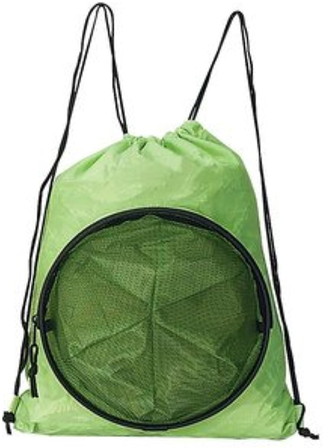 Sports Ball Backpack [Set of 4] color  Lime