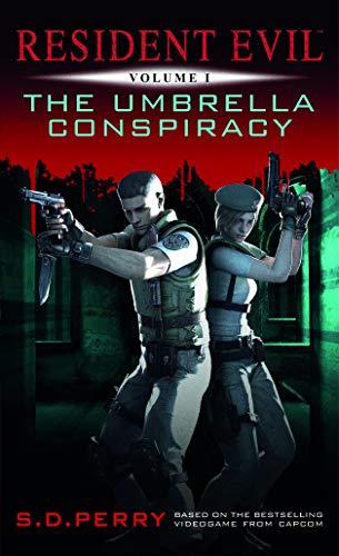 Resident Evil Vol 1 - Umbrella Conspiracy (Resident Evil 1)