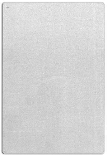 Toga DC05 1 Plaque de Rechange Cut-It All Métal Gris 21x31x0.5 cm