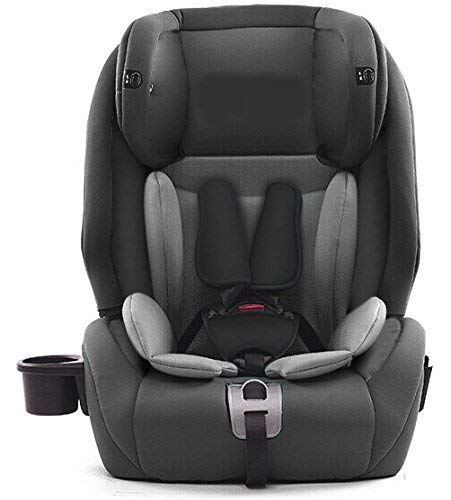 Silla de coche Star ibaby city fix HQ 668 - SPS + Isofix + Top Tether. Color Black/Grey.