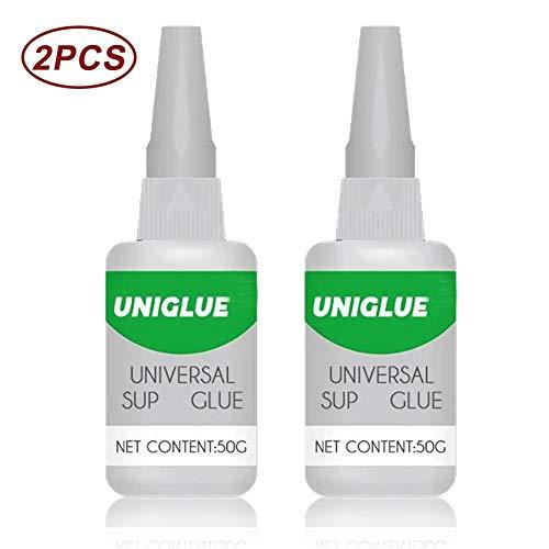 heling896 Universal Glue Gel Pegamento Fuerte Multipropósito para Vidrio Caucho Plástico Cuero Pegado Materiales Flexibles para Reparaciones