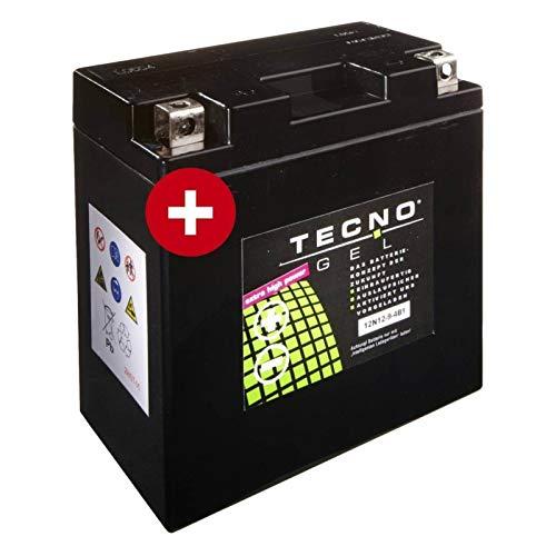 Tecno YB9-B Gel Batterie SR 50 R LC Ditech Factory Replica SBK 2014