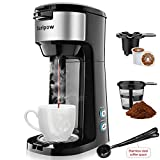 Best K Cup Brewers - Suripow Single Serve Coffee Tea Maker Brewers Review