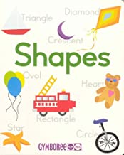 Gymboree Shapes: Learn Shapes in Five Languages (Gymboree Play & Music) (English, Spanish, French, German and Italian Edition)