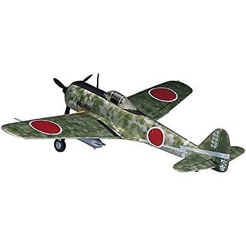 ハセガワ 1/72 日本陸軍 中島 一式戦闘機 隼 プラモデル A1
