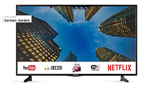 Sharp Aquos Smart TV da 40'' (102 cm), Full HD [Classe di efficienza energetica A+]