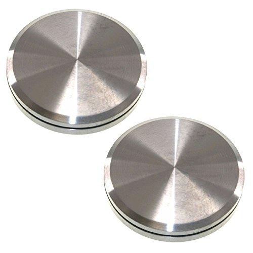 SPARES2GO Point & Twist Control Knop voor Gaggenau Oven Kookplaat (Pack van 2)