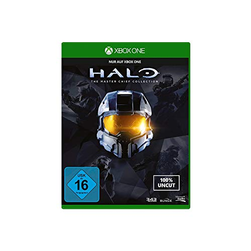 Halo - The Master Chief Collection Standard Edition - [Xbox Series X, Xbox One]