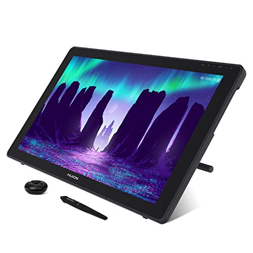 2020 HUION KAMVAS 22 Graphics Drawing Tablet with Screen Android