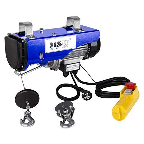 Msw motor technics - Proliftor 250 - polipasto - 250 kg - 540 w
