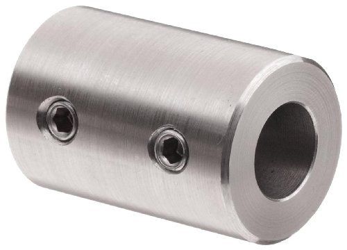 Climax Metal RC-050-S Coupling, Stainless Steel Grade 303, 1/2