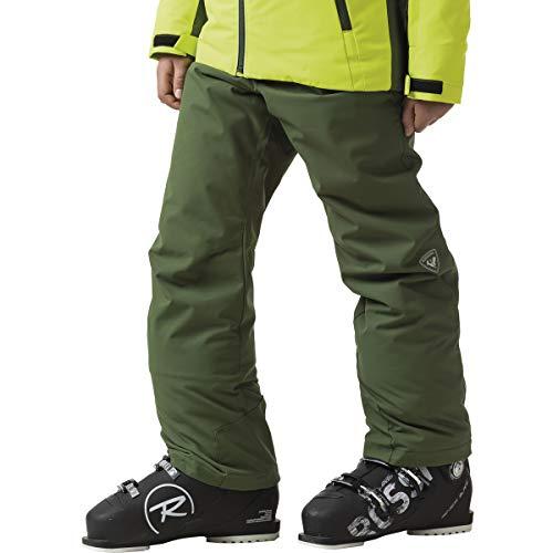 Rossignol Ski Pantalones esquí, Niños, Forest Green, 12 años