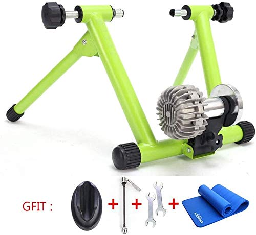 Resistance De Fiets Training Platform Magnetic Oil Resistance Indoor Riding Fitness Rack Fitness Ruiter Exercise rolwiel dmqpp