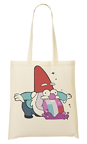 Mr Puking Elf Bolso De Mano Bolsa De La Compra