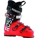 Rossignol Evo Rtl - Zapatillas de esquí para hombre, color rojo y negro, talla...