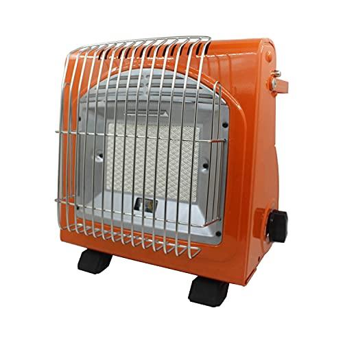 Estufa gas infrarrojos calefaccion horno camping portatil estufa de pantalla gas butano radiador ceramica camper