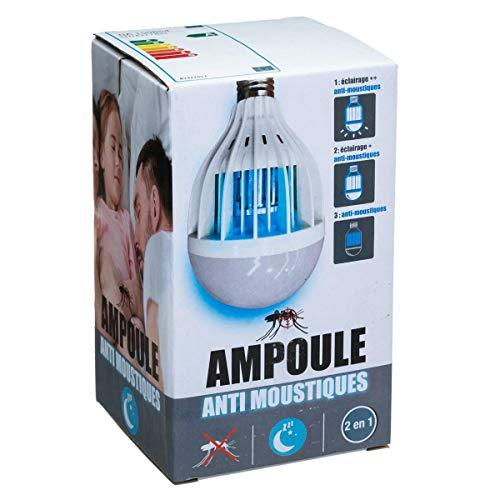 AMPOULE ANTI MOUSTIQUES