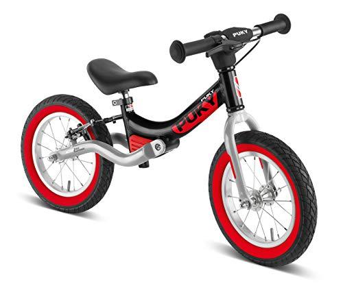 Puky Laufrad LR Ride BR 4092 Schwarz Hinterradfederung Bremse Luftbereift Lernlaufrad Kinderlaufrad